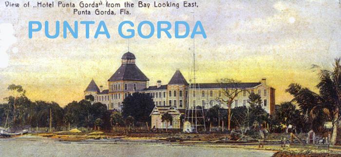 Tour Of Historic Punta Gorda Florida