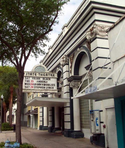 Tour Of Historic St Petersburg Florida