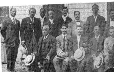 Founders of Maceo-Marti in Ybor City