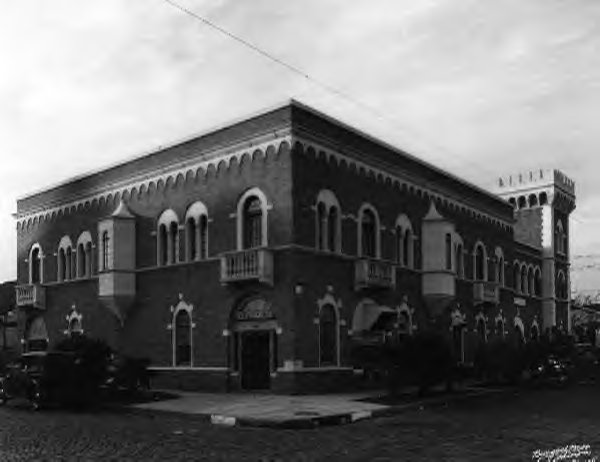 The Labor Temple in Ybor City.